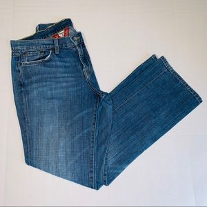 Lucky Brand Jeans. Size 8. Classic Rider.